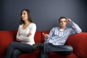 couple disengaged